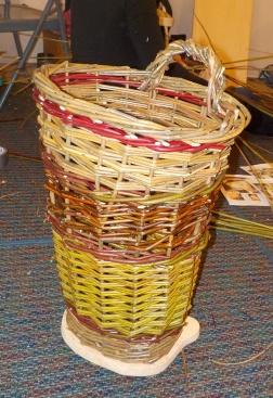 Willow class pack basket