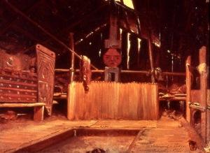 Paul Kane Chinook plankhouse small