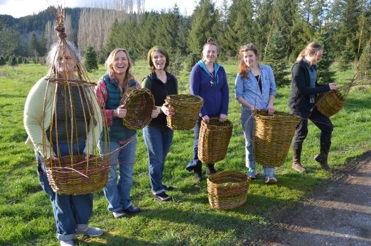Willow baskets feb 2