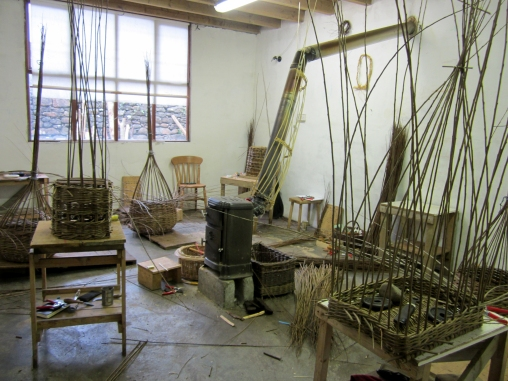 Basketry studio