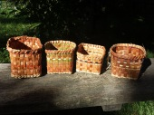 Cedar Bark basket class