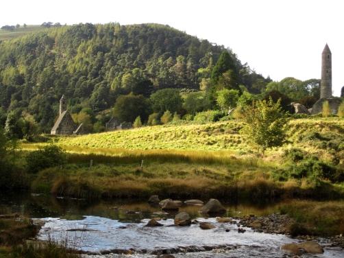 Glendalough Monastary 1