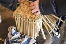 Rush basketry classes