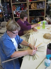 Tacoma Weavers Guild presentation and workshop