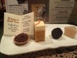 Herbfarm Truffle Treasure desserts