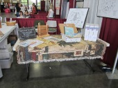 Homeschool Conference booth and demo's