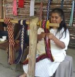 Cherokee village weaver tumpline