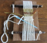 Weaving activity loom
