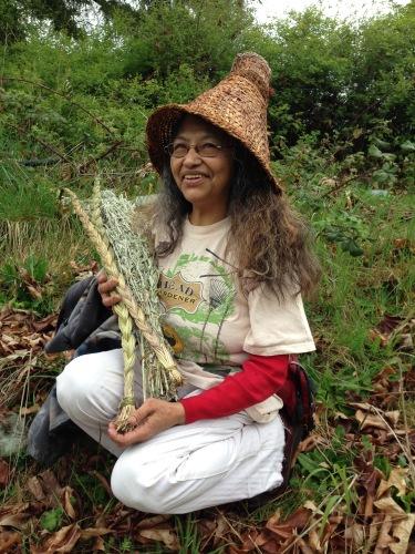 Della Sylvester Cedar Hat