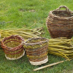 Header Willow basket march class