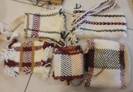 Twilled woven bags
