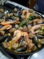 webFood paella feast