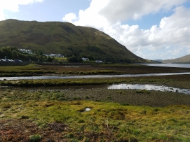 3 Leenane village and beach