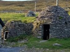 Beehive huts