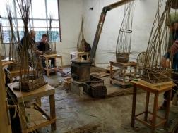 Basketry studio