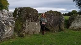 Lough gur circle and I