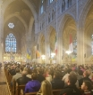 Armagh cathedral mass