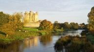 Trim Castle morning walk