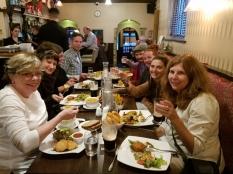 Dinner at Castlebar