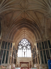 Kylemore chapel