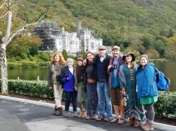 Kylemore group photo