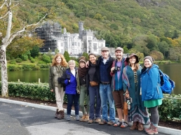 Kylemore group photo