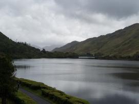 Kylemore view of Connemara