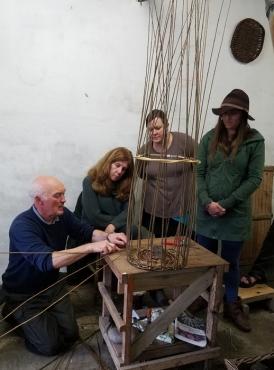 Teaching a wale