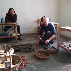 Weaving with Joe Hogan
