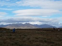 Roundstone bog exploration