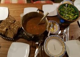 Guinness stew dinner