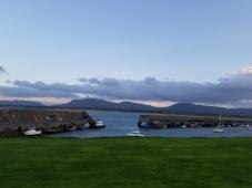 Mouganhead harbour