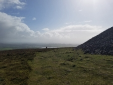 View from Queen Maeves Cairn
