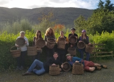 Basketry group photo