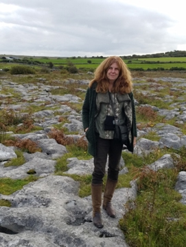 The Burren and Heidi