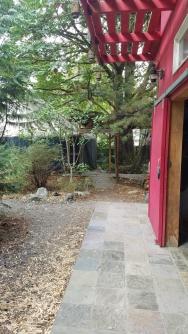 scholars garden tower yurt