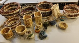 Basketry series collection