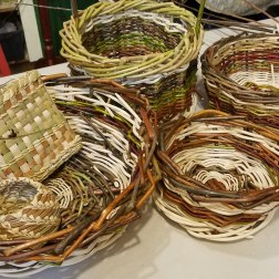 Basketry series willow