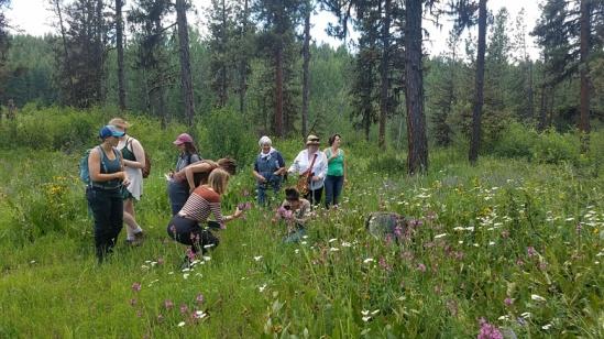 6 Camas meadow group 2 excweb