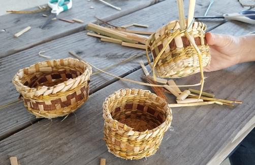 9 Basketery 3