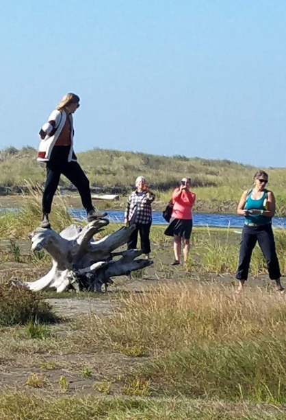 9 Estuary walk